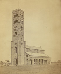 The Church of the Holy Trinity, Kurrachee [Karachi].